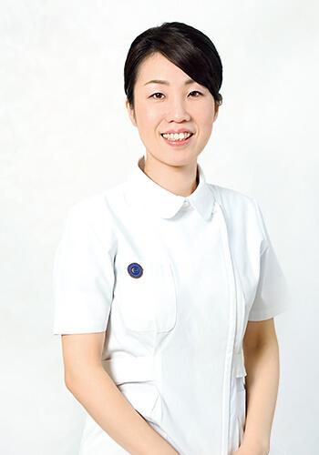 学年主任 小倉 裕美